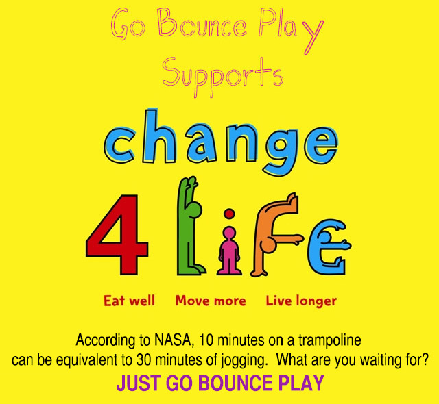 we support change for life